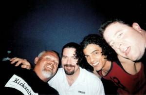 Kevin, Pat, AJ, Charles